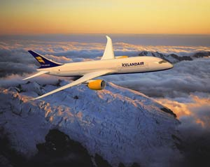 Huelga de mecánicos de Icelandair