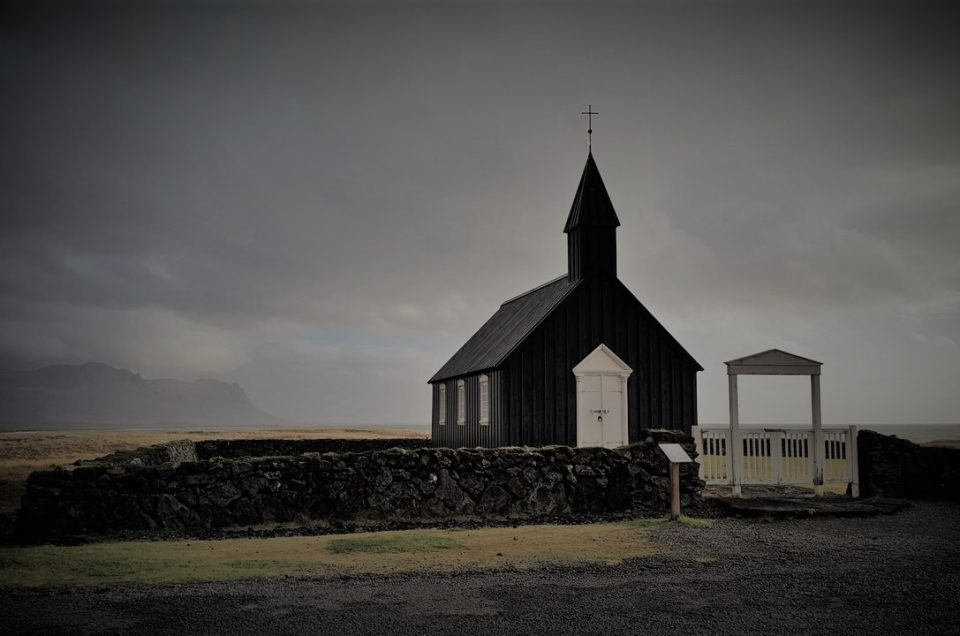 Boda en Islandia.