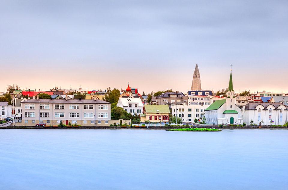 Excursiones en Reikiavik. Conoce la ciudad de Reikiavik