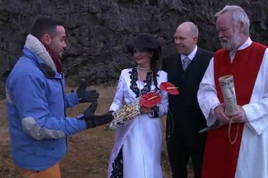 Una boda en islandia - Callejeros Viajeros