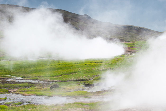 Trekking de Reykjardalur