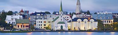 Islandia en Semana Santa Islandia360_Reykjavik