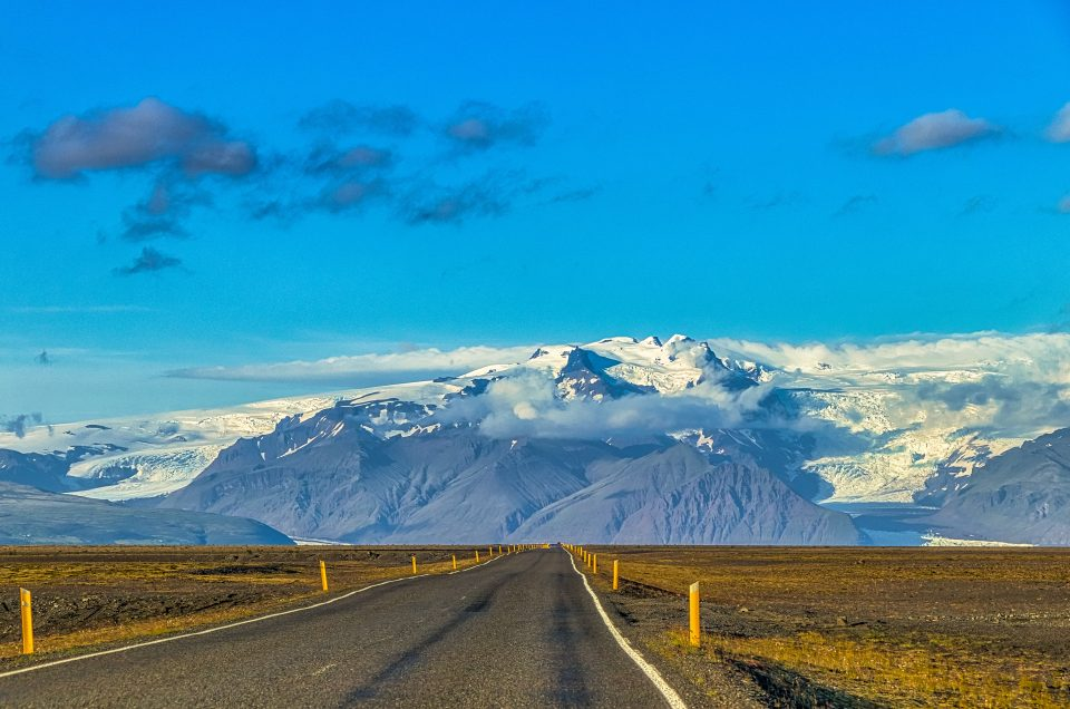 Viaje en Caravana en Islandia