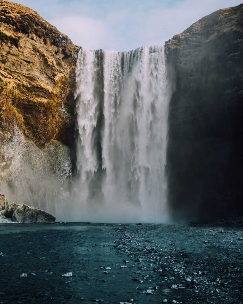 Juego de Tronos en Islandia - Skógafoss