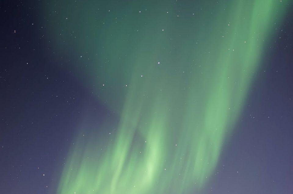 Aurora Boreal en Islandia ¿Cuándo se puede ver?