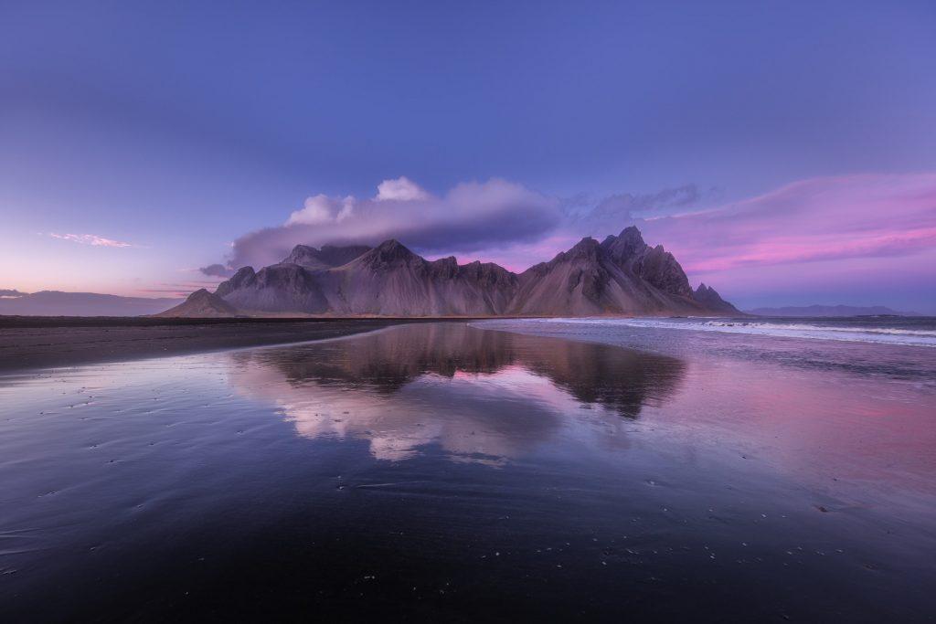 Es posible viajar a Islandia durante todo el año