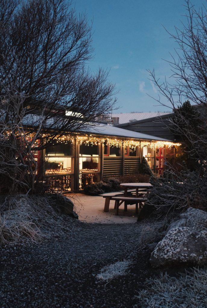Navidades en Islandia