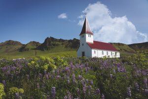 Verano en Islandia