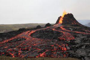 volcán de Geldingadalsgós